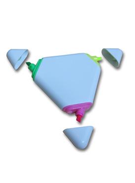 EX10311 - Resaltador De Tres Puntas
