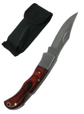 EX3118 - Navaja de bolsillo c/estuche