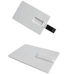 MI-P 001 - Pendrive plástico tarjeta