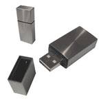 EC 636  - Memorystick IRON metálico