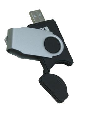 USB5079 - Lector De Memorias Flash