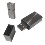 EC 636 Memorystick Iron Metálico